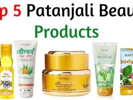 Top 5 Patanjali Beauty Products