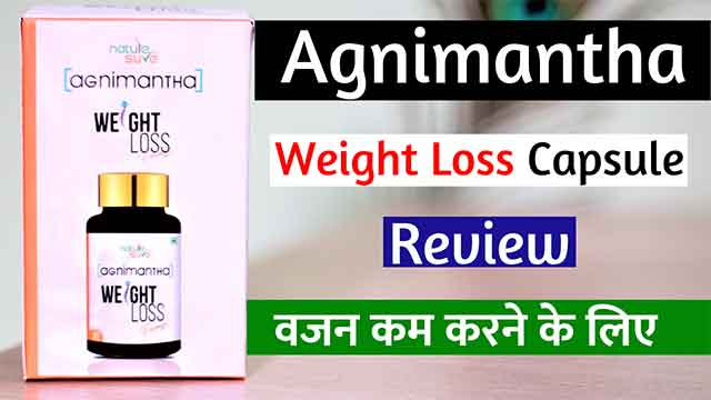 Nature Sure Agnimantha Weight Loss