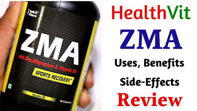 Healthvit ZMA Benefits