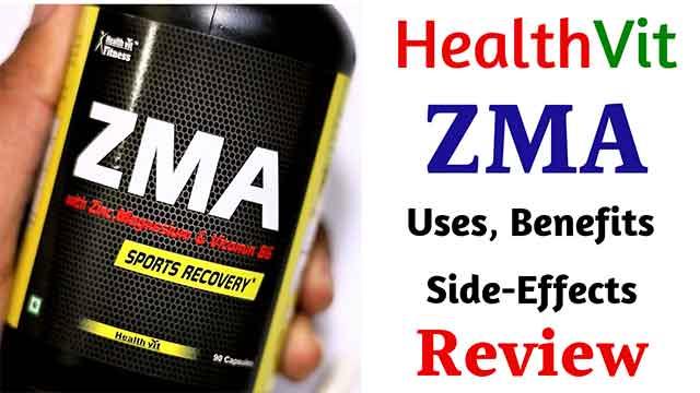Healthvit ZMA Benefits