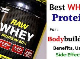 Healthvit Raw Whey Protein