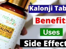 Nature Sure Kalonji Black Seed tablet