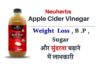 Neuherbs Apple Cider Vinegar