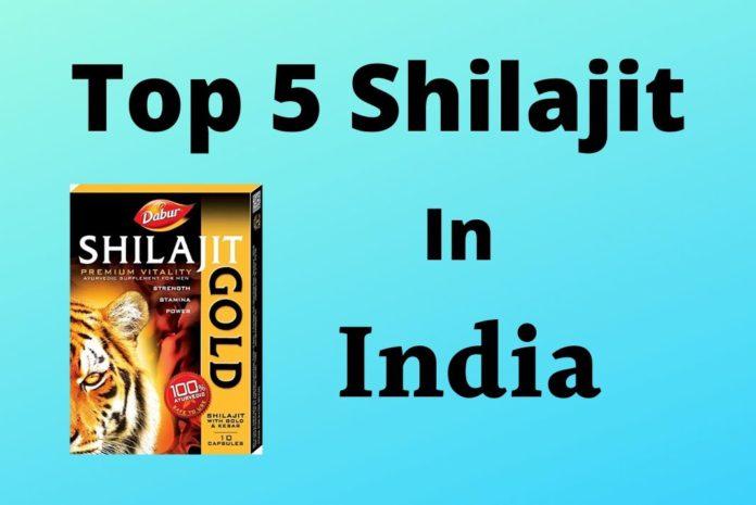 Top 5 Shilajit in India