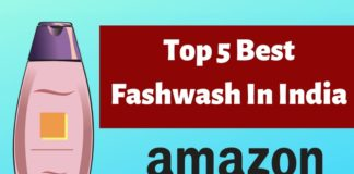 Top 5 Face Wash in India